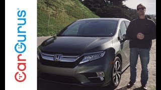 2018 Honda Odyssey | CarGurus Test Drive Review