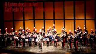 Conclusione del concerto di Vicenza: Il Canto degli Italiani...