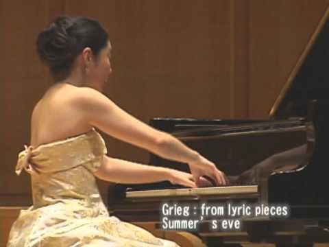 Kyoko Asaka (piano), F. Chopin: Scherzo op.3 č. 39