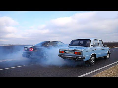ГОНКА. Toyota Chaser (100) 1JZ-GTE Vs ВАЗ 2106 ТУРБО Vs BMW X3 40D St1. ЗАКРЫТИЕ СЕЗОНА ГОНОК!!!