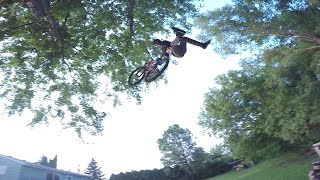Backyard Jump Session feat. Trail People