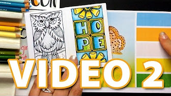Coloring Pages Bliss Tutorials Youtube