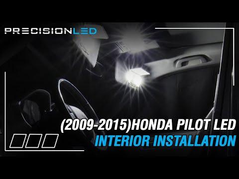 Honda Pilot LED Interior How To Install - 2nd Gen | 2009-2015