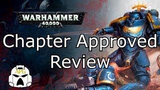 Chapter Approved 2018 Review