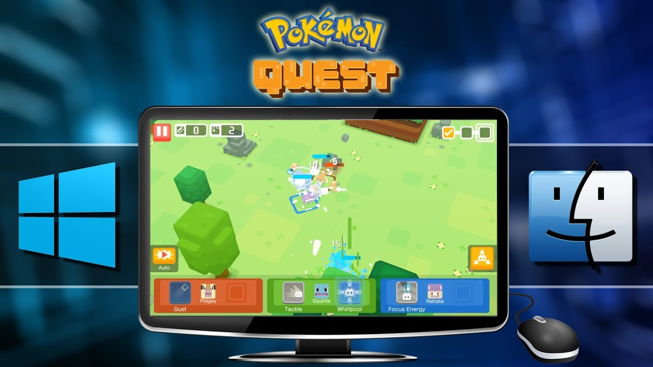 How To Play Pokemon Quest Android Ios Switch Game On
