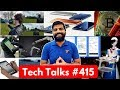 Tech Talks #415 - Bitcoin Banned, Drone FACE ID, Robots in India, Xiaomi XPRINT, Fake Jio Coin Apps