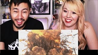 JIL JUNG JUK trailer reaction review by Jaby & Tiff Mink!