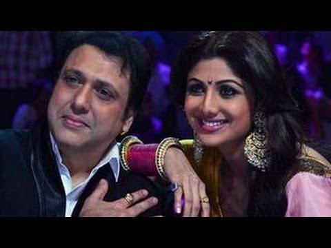 Govinda on sets of Nach Baliye 5 2nd March 2013 episode