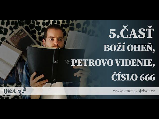 Otázky a odpovede (Questions and Answers) - 5.časť