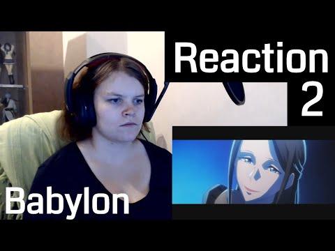 Babylon Episode 2 Reaction