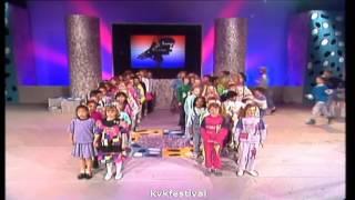 Kinderen voor Kinderen Festival 1989 - Tune (Amsterdam - Drachten)