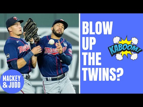 Is it time to BLOW UP the Minnesota Twins?
