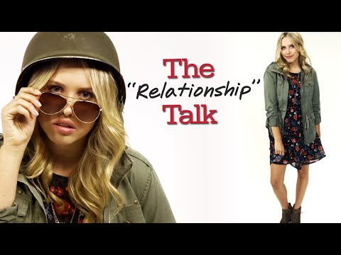 Relationship Talk with Gracie + OOTD! #17Daily
