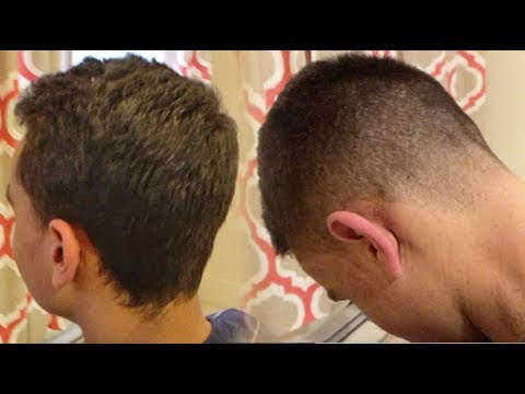 Perfect Fade In 4 Minutes How To Cut Men S Hair Best Tutorial