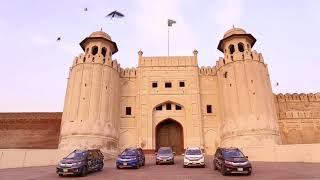 Honda BRV - Pakistan Ke Rung BRV Ke Sung