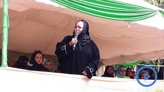 Mishi Mboko says Coast leaders will not be taken for granted