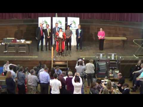 Cambridge - General Election Declaration