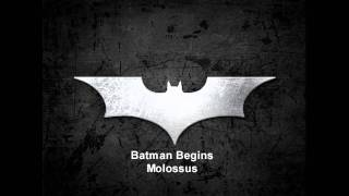 Batman Begins/The Dark Knight Main Action Theme
