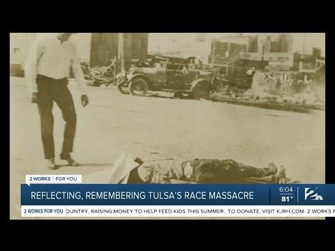 Reflecting & Remembering Tulsa Race Massacre