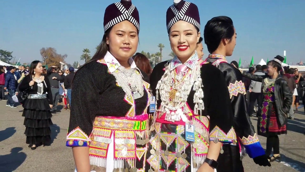 Fresno Hmong New Year 2018-2019. Interview with questions ... |Hmong New Year