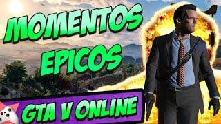 GTA V: MOMENTOS ÉPICOS #11