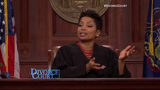 Classic Divorce Court: Take Him To Red Lobster