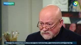 Интервью  Архитектор Николай Шумаков  Вся моя жизнь   это цирк и театр