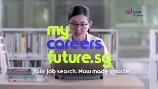 Find jobs based on your skills - MyCareersFuture.sg