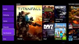 """Xbox One   """"March Update Visual Tour""""   EN"""