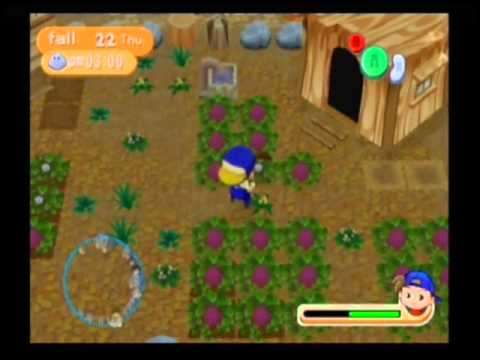 SirClud- Harvest Moon: Magical Melody 43: Cloudy Days