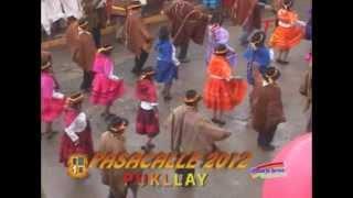 Pasacalle Pukllay 2012