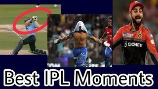 IPL    Best Moments of IPL    Cricket    Funny Moments