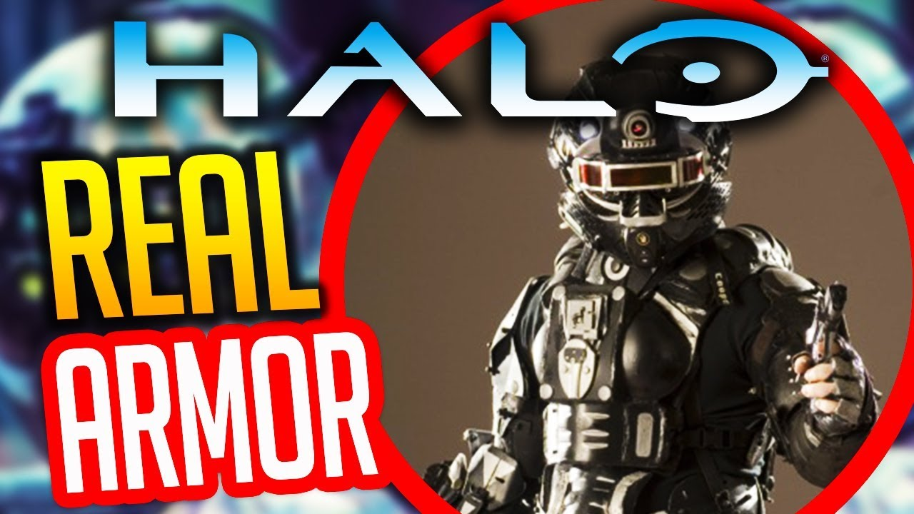 5 AWESOME Real Life Spartan Power Armor Suits - YouTube