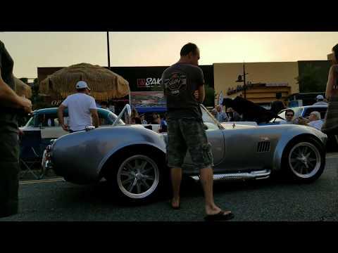 Glendale Classic Car Show 2017 4K Walk