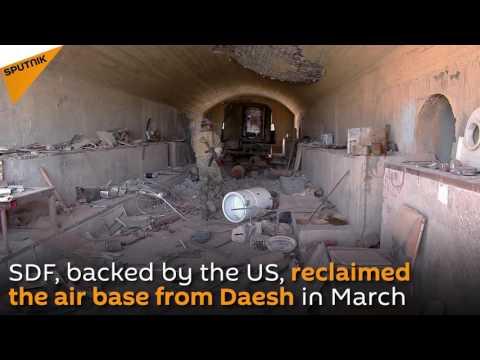 Syria's Al Tabqa Air Base