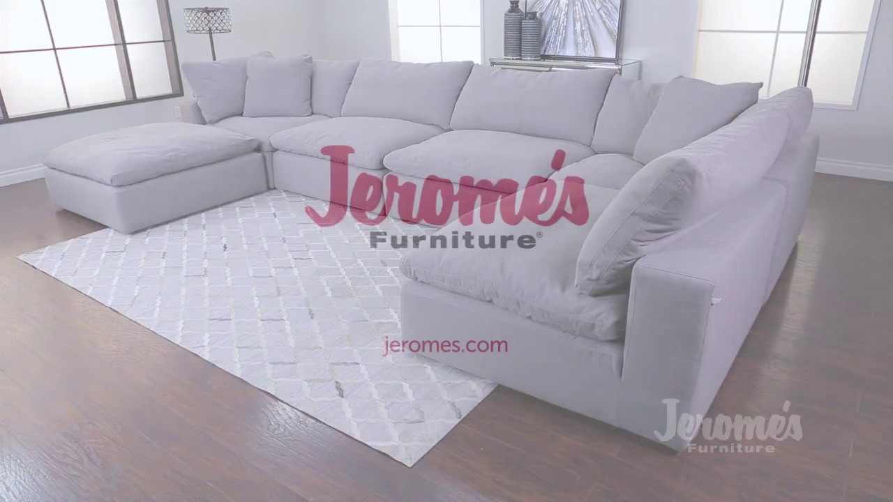 Jerome S Furniture Reserve Sectional
