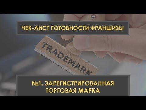 Как создать франшизу | чек-лист готовности франшизы | регистрация торговой марки