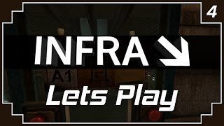 Infra - I Keep Breaking Stuff - [Part 4][PC GAME-PLAY]