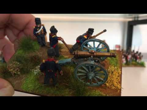 British Napoleonic Artillery