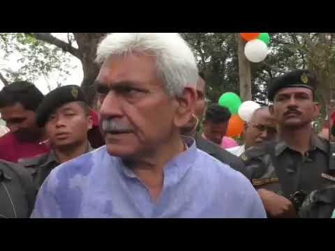 Manoj Sinha on SP / BSP Alliance