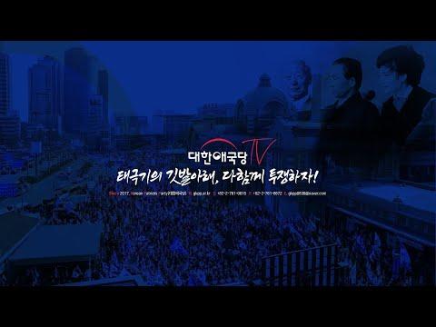   제128차   서울역   대한애국당 및 천만인무죄석방본부 태극기집회(2019.06.15)