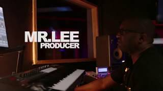 Mr.Lee  - The Making of Nipsey Hussle Blue Laces 2