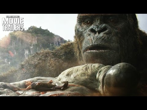 Kong Skull Island: The Ape-King gets his  groove on with Young Guru remix