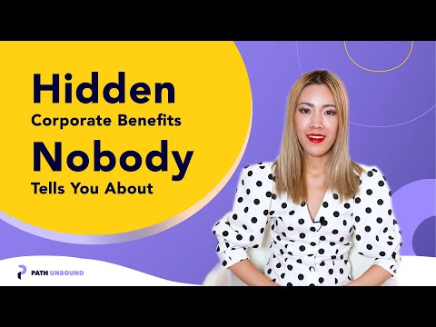 Hidden Corporate Benefits Nobody Tells You About