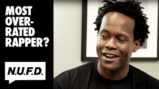 Justin Hunte on the Best to Worst: Hip Hop Artists of Today | Not Up for Debate