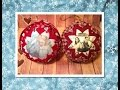 No Sew Quilted Picture Ornament (No Sew Ornament) | Diy Christmas Ornament