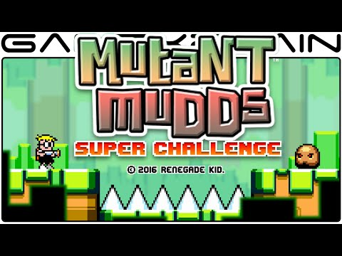 Mutant Mudds Super Challenge - Game & Watch (Wii U)