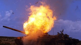 Война в Нагорном Карабахе - кто первым нажал на курок? 2016 г.(Азербайджан и Армения начали войну на границе Нагорного Карабаха (НКР). На этих кадрах сбитый вертолёт ВВС..., 2016-04-03T01:06:21.000Z)