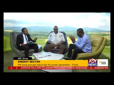 Developing Ghana - AM Show (29-1-15)
