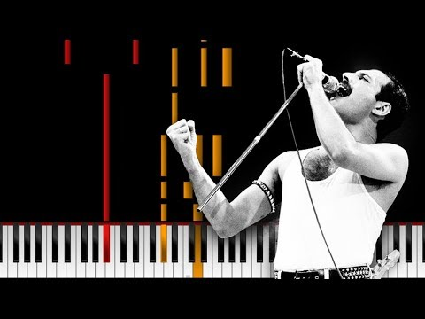 Queen - Too Much Love Will Kill You - Piano Tutorial & Sheet Music thumbnail